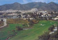 Nerja - The golf course next to El Capistrano